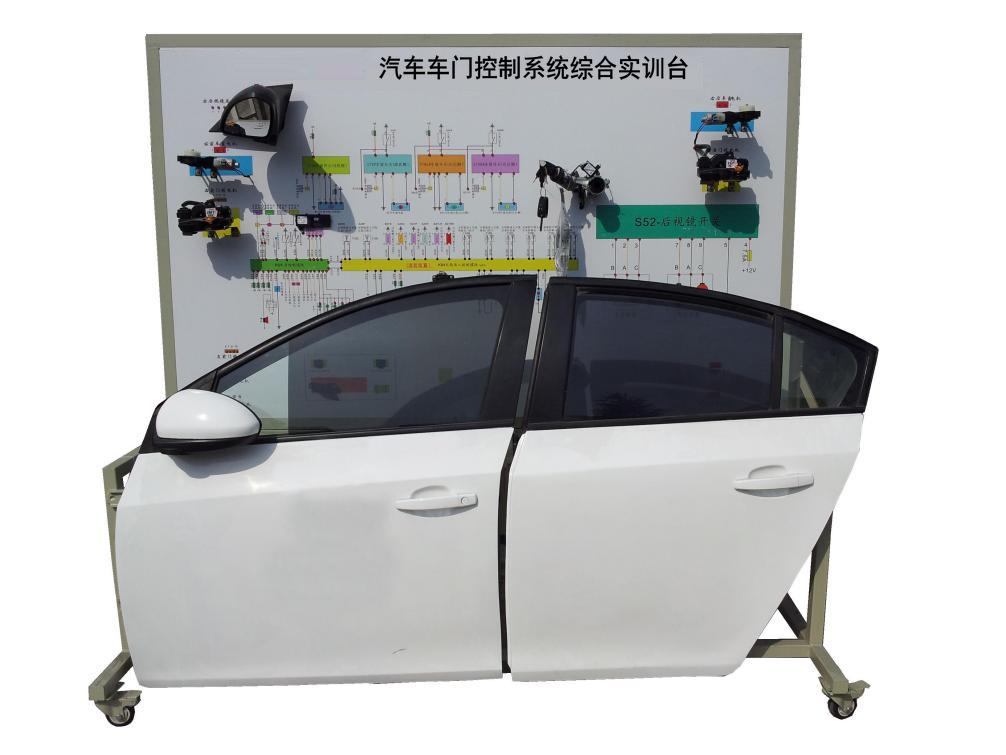 普通教育类学院和培训机构对汽车车门控制系统理论和维修实训的教学