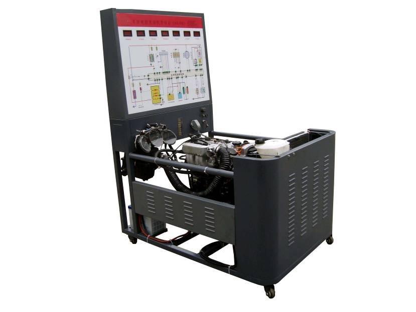 zy-9106 丰田5a-fe电控发动机实训台