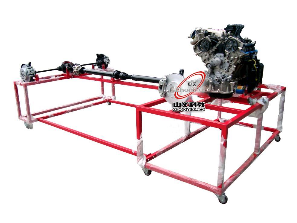 内容分别是:1,汽车发动机构造与维修;2,汽车底盘构造与维修;3,汽车