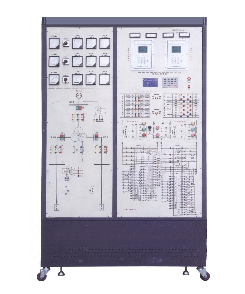 电力系统微机变压器保护实验装置--上海中义科教设备