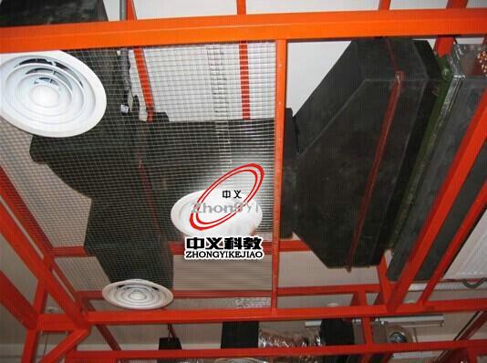 空调风管接线图片